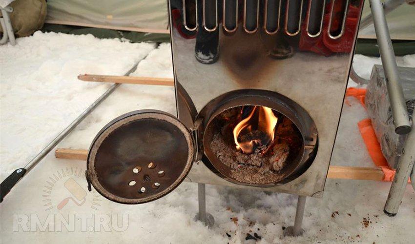 Как сделать колосники в банную печь